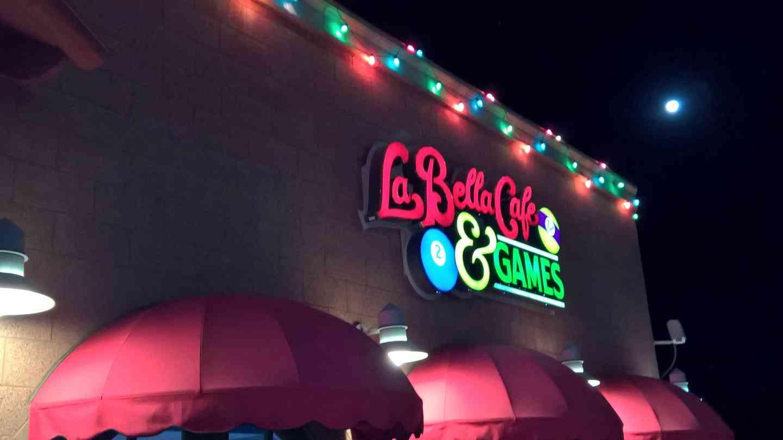 La Bella Café & Games 289 Gst. Chula Vista