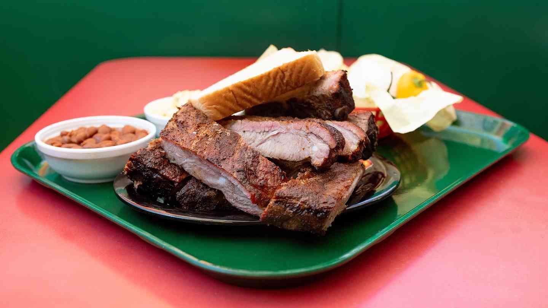 rib plate