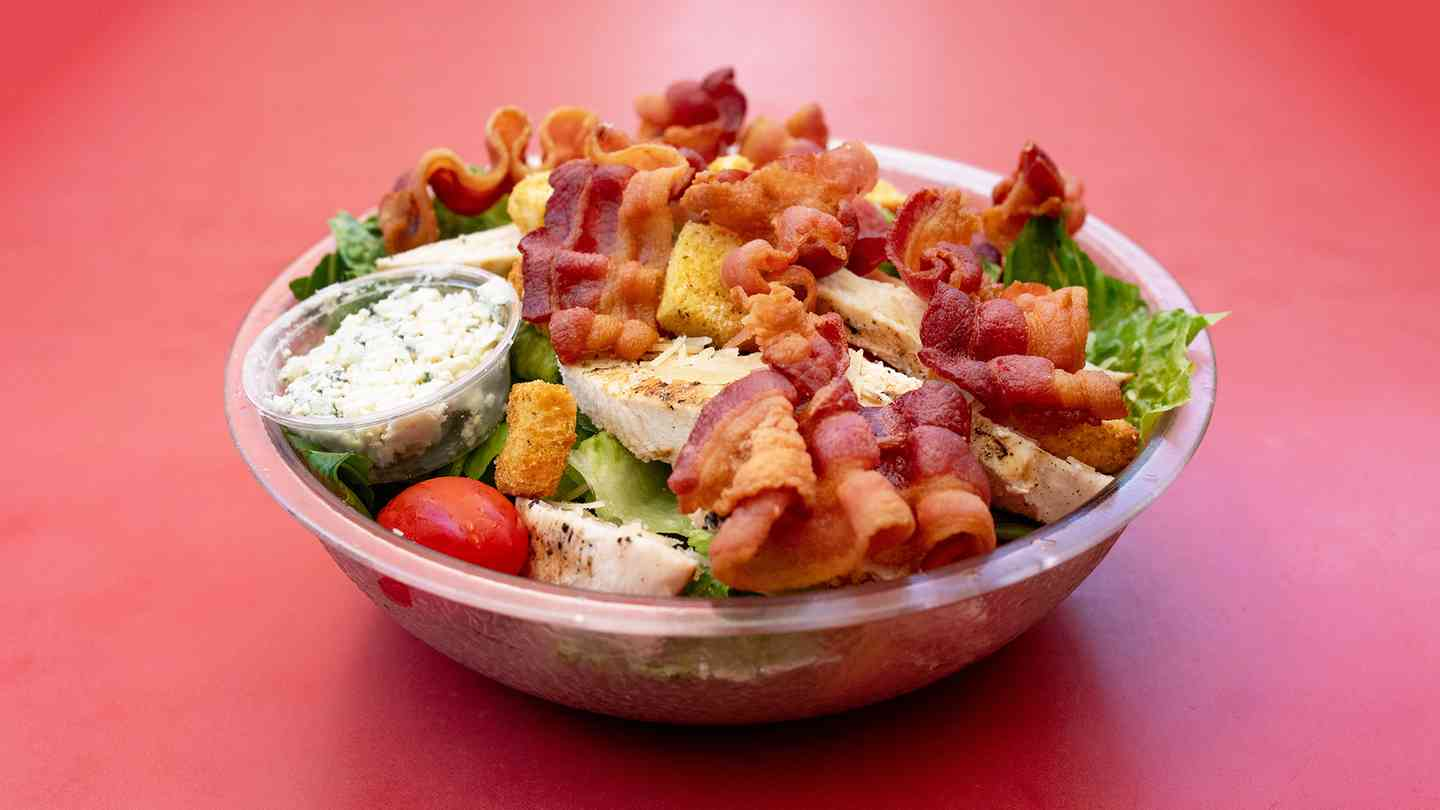 Chicken BLT Salad-Lunch Combo