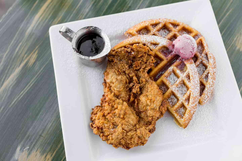 Chicken N' Waffles