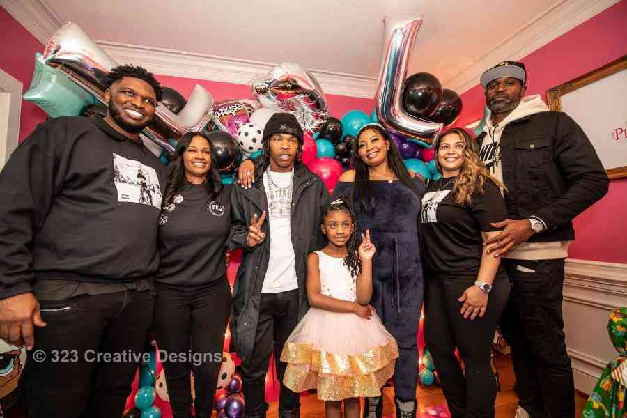 With the help of Lil Baby, Atlanta Restauranteurs Create A Memorable Birthday For George Floyd's Daughter