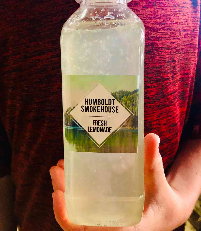 Fresh-Squeezed Homemade Lemonade