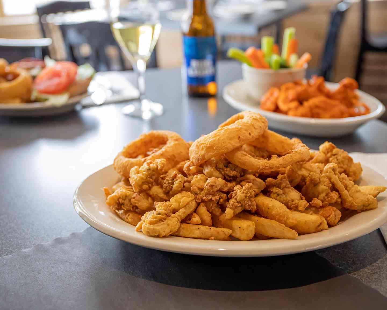 Tavern Fried Clams