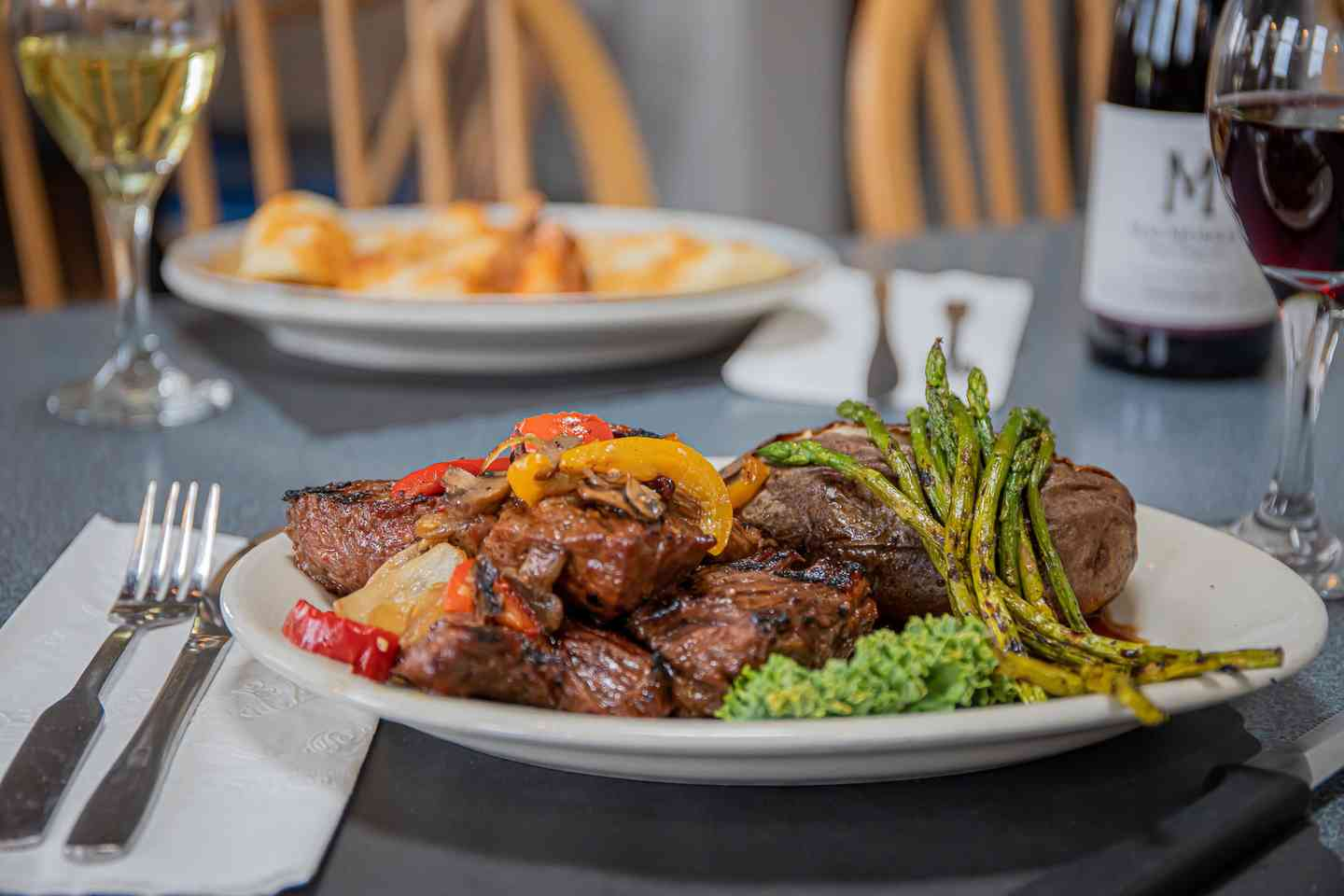 Our Famous Marinated Steak Tips