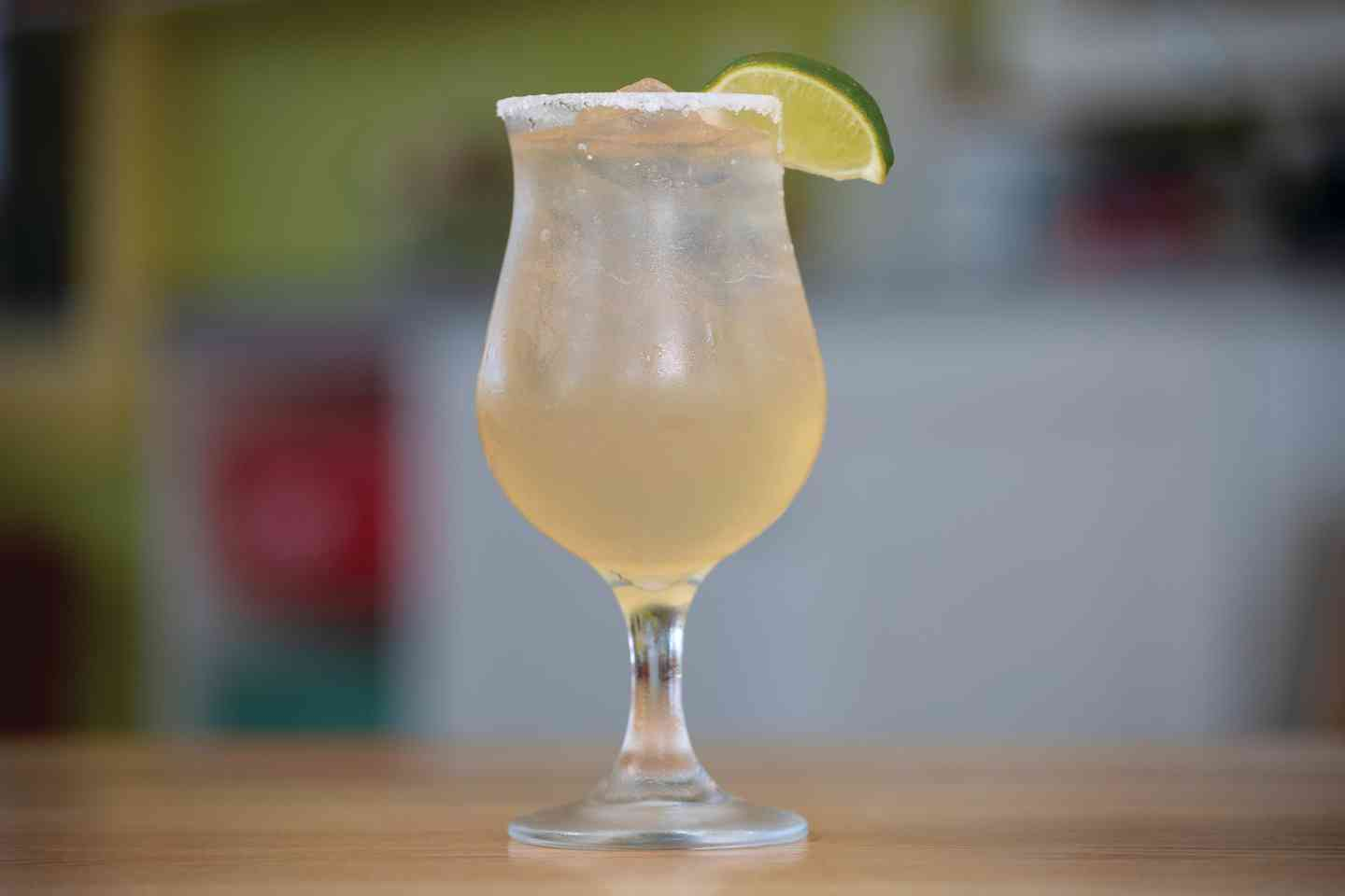 Captain Worley's Margarita