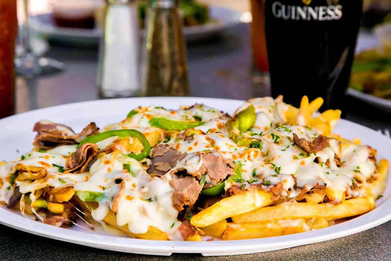 Philly Steak Fries
