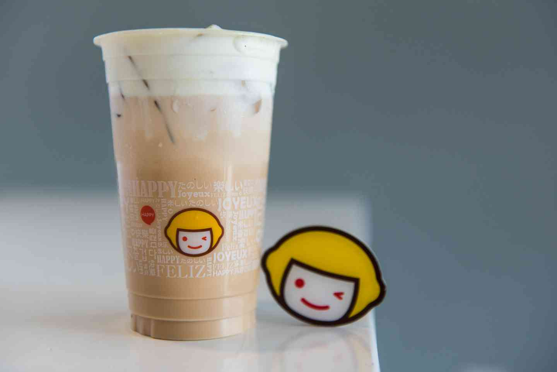 B3 Milk Tea