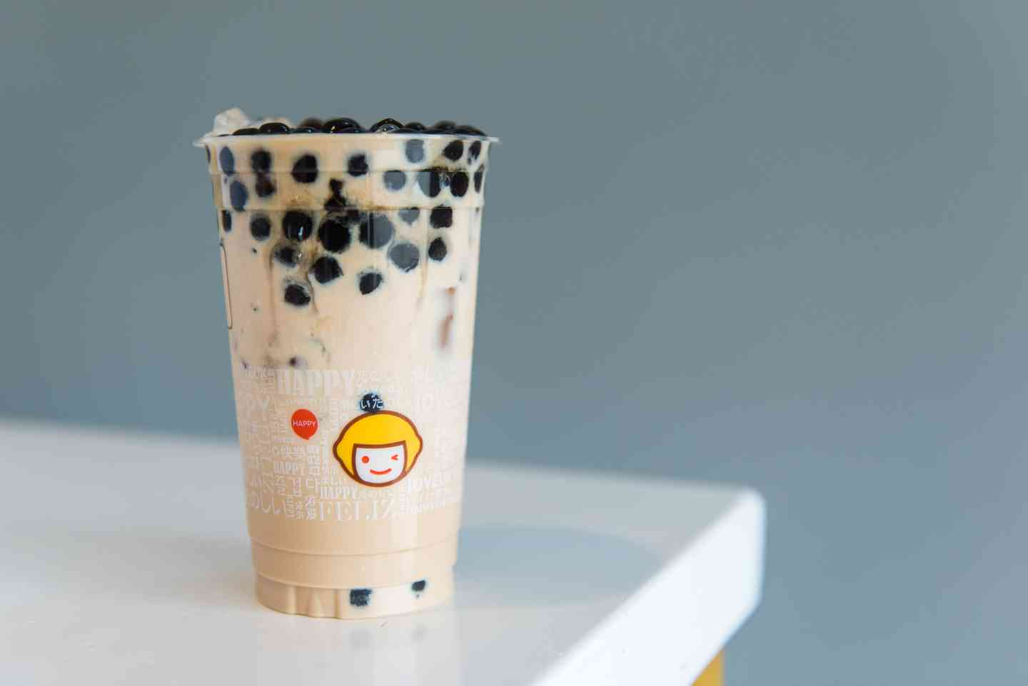 A2 Boba Milk Tea