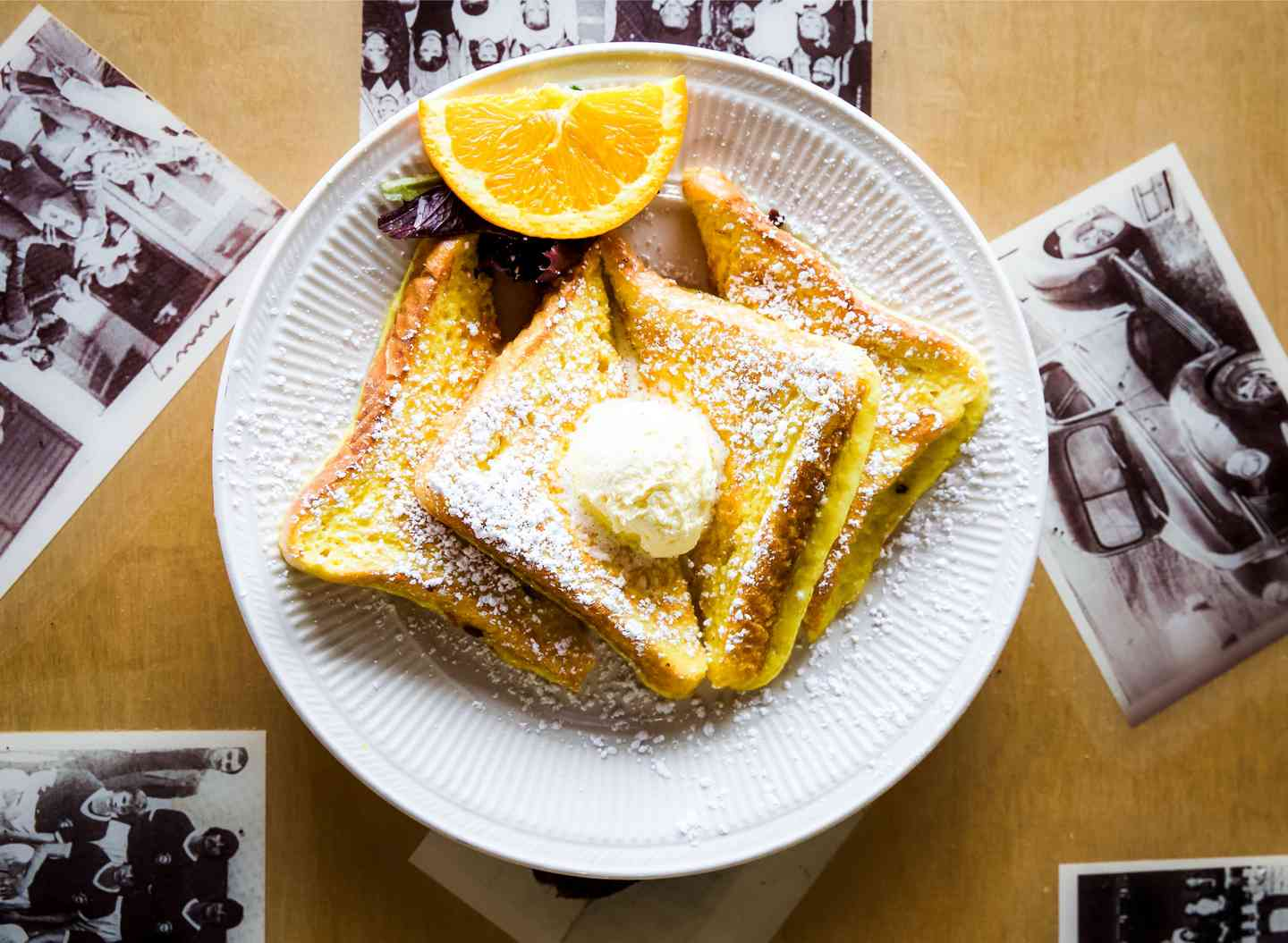 Pancakes or French Toast