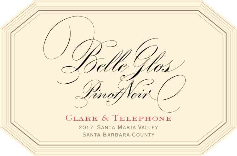 Belle Glos Clark & Telephone Pinot Noir