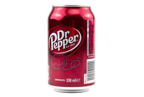 Dr. Pepper (can)