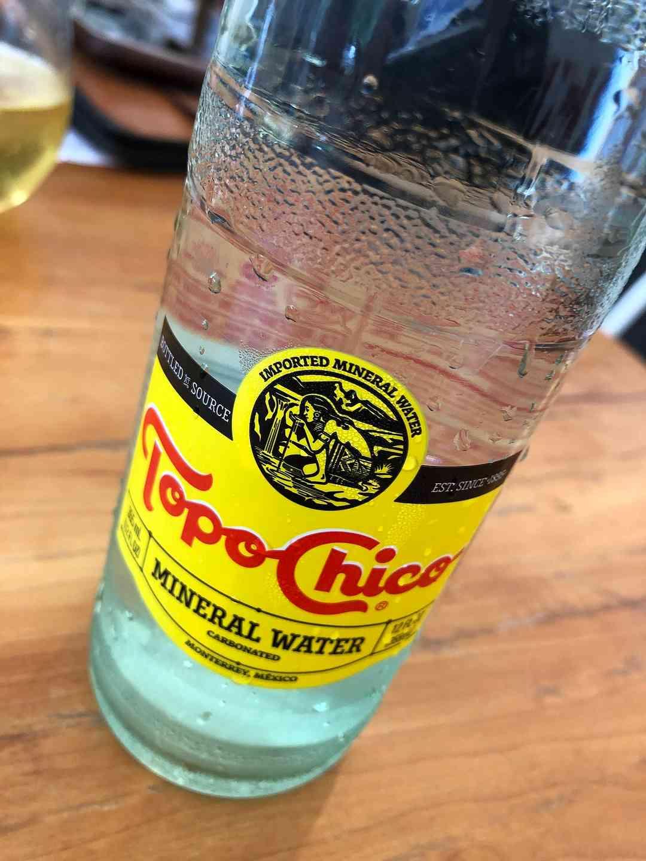 Topo Chico (glass bottle)