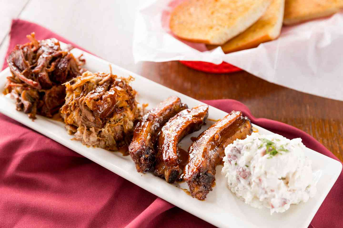BBQ Meal for Two $25