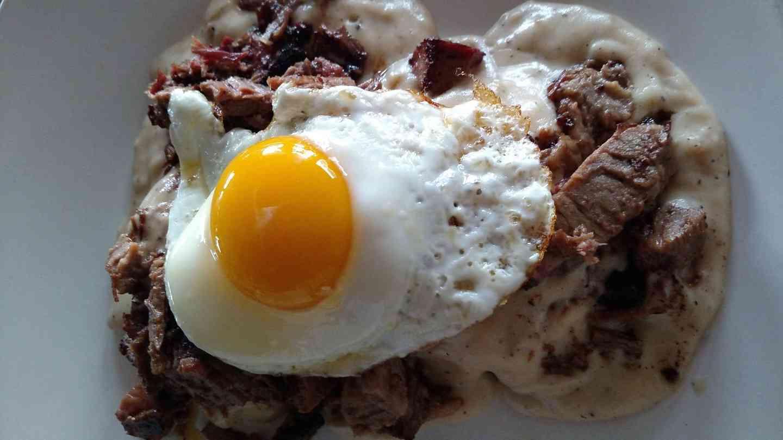 Beef Brisket & Gravy