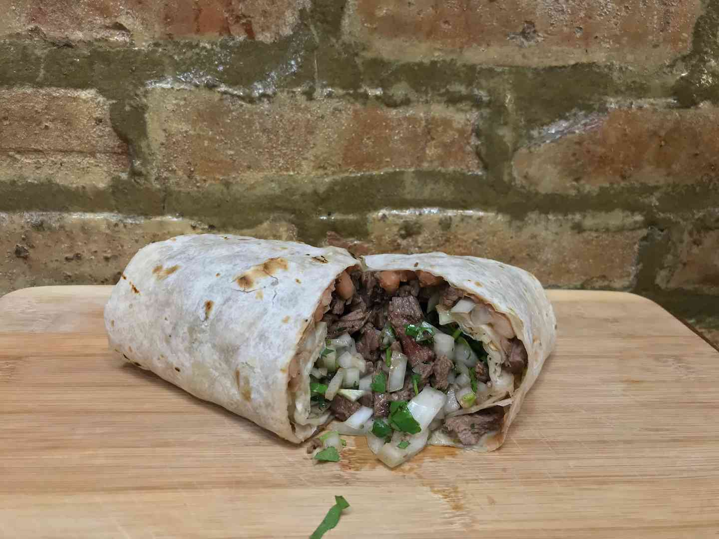 Carne Asada | Steak Burrito