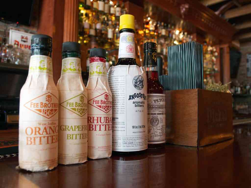 bitters and bar