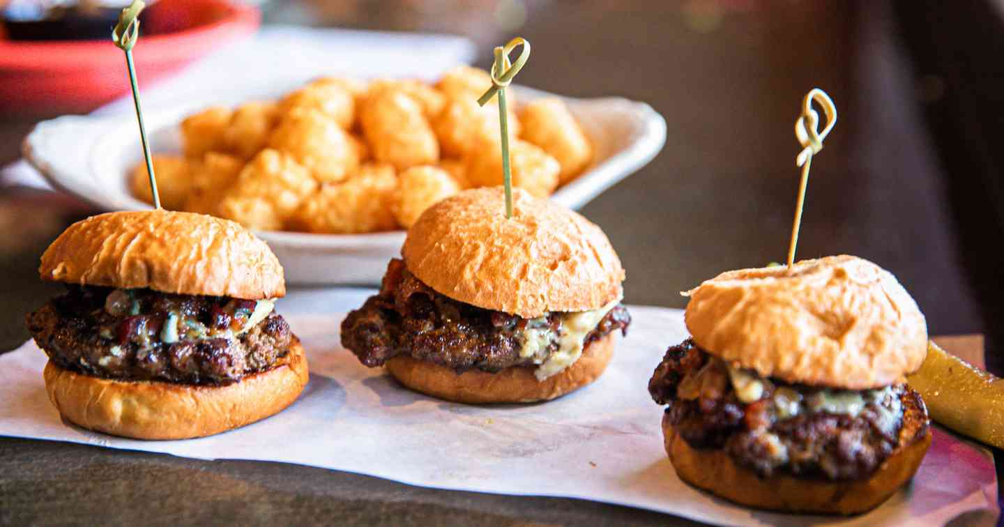Hand Crafted Sliders