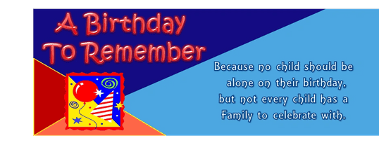birthday to remember