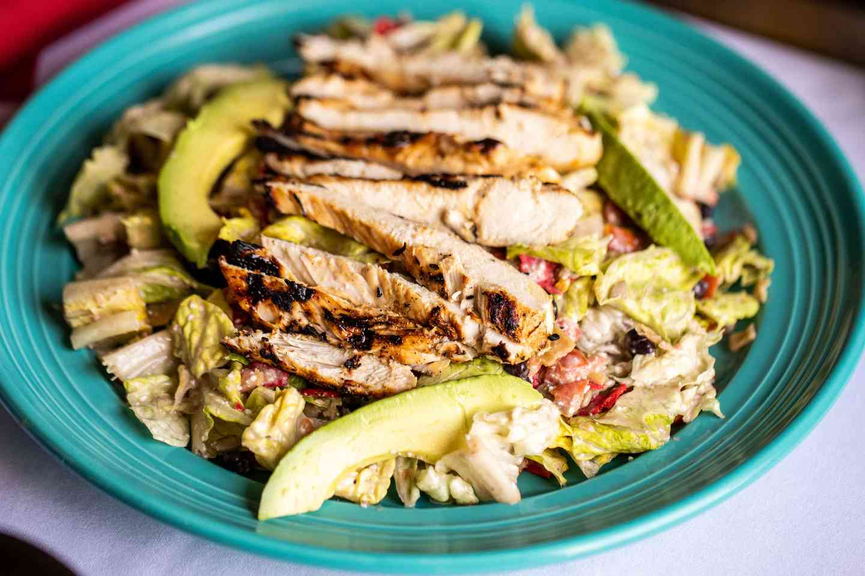 Chicken Caesar Michoacan