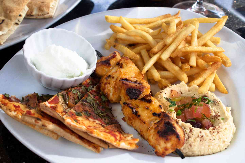 Chicken Kebab