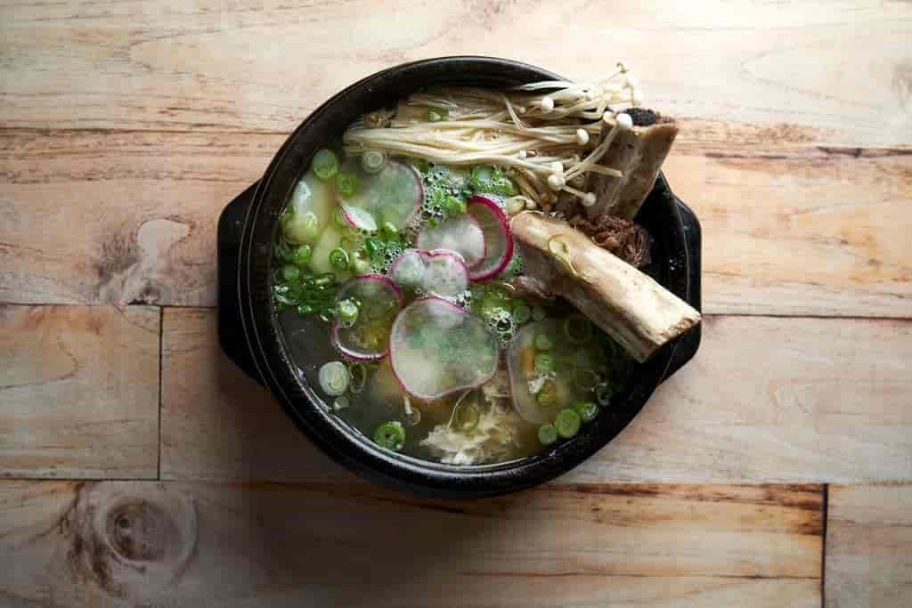 Bone-in Short Rib Soup (Galbitang)