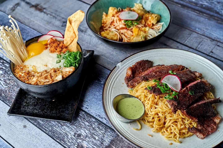 vox kitchen food