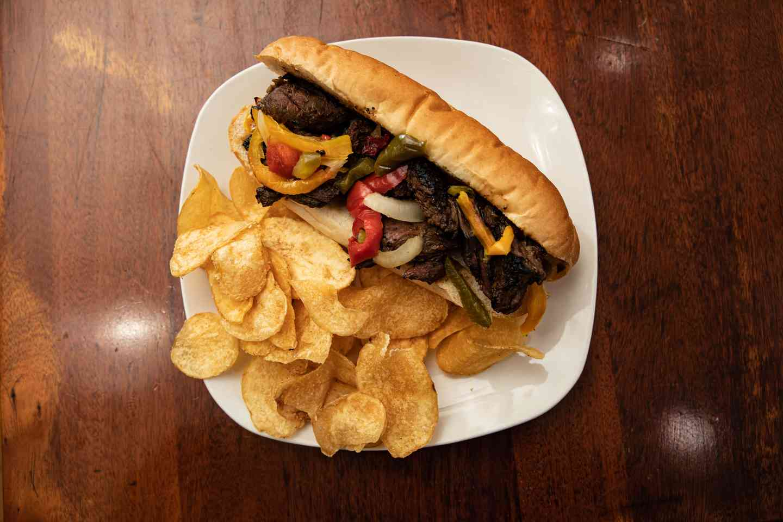 Grilled Steak Tip Bomb