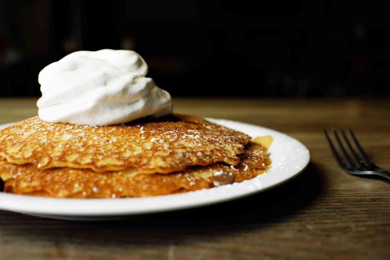 Specialty Pancake Platter