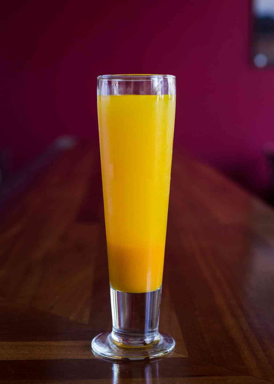 Tamarind-Turmeric Tonic