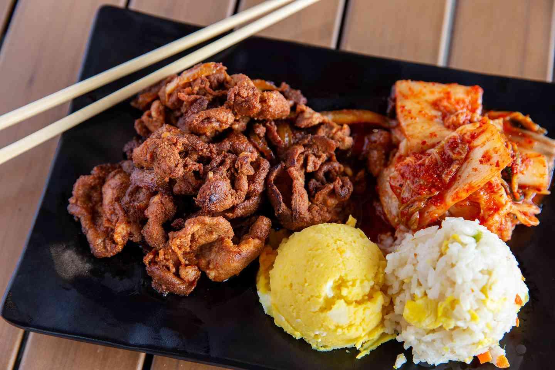 K-Town Spicy Pork