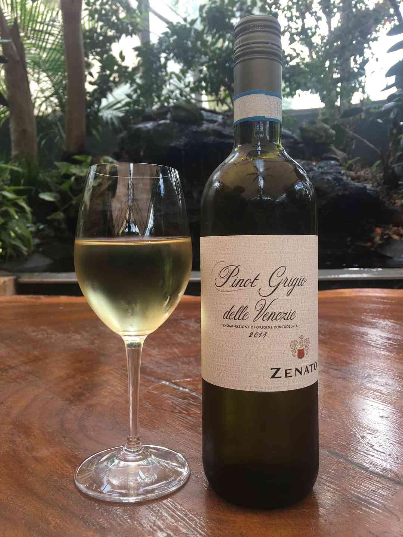 2018 Zenato Pinot Grigio, Venato, Italy