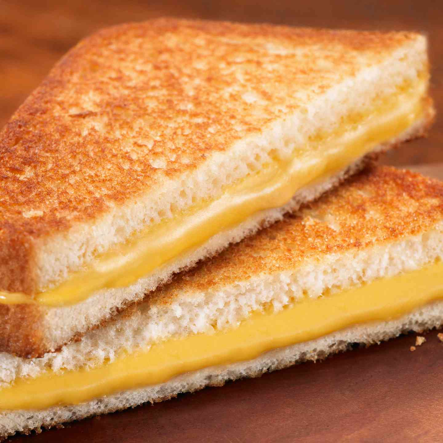Grilled Cheese Sandwich Toasted