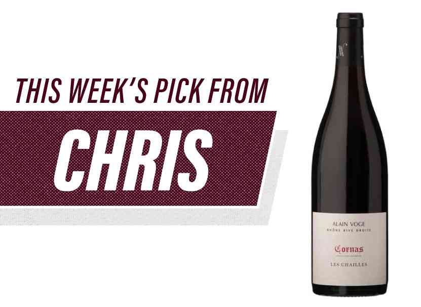 This Week's Pick from Chris