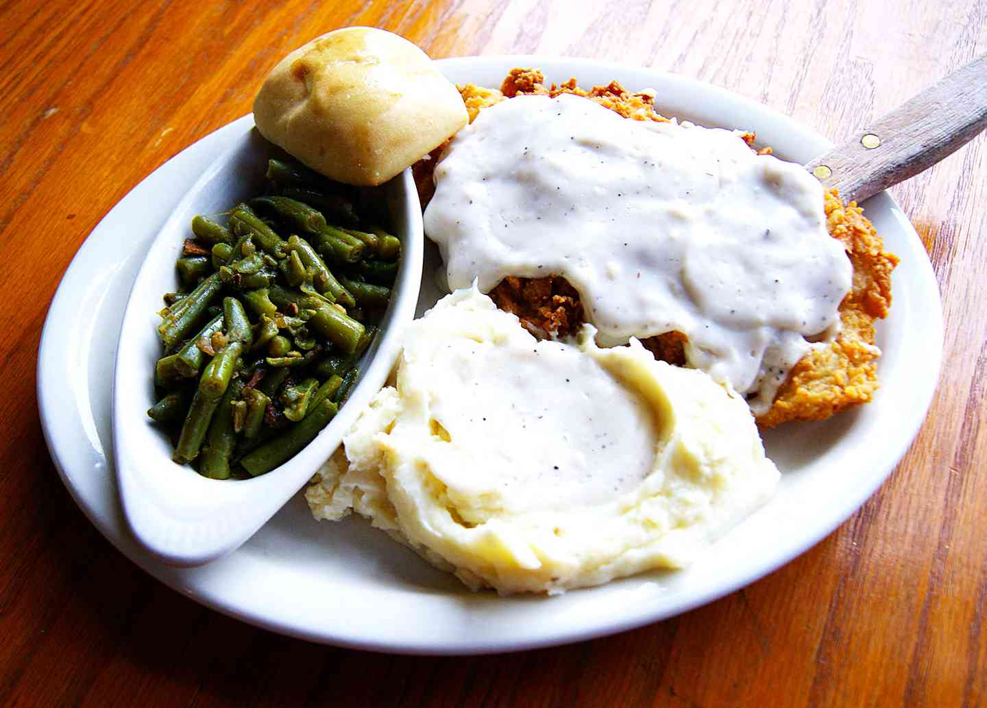 Southern Fried Steak