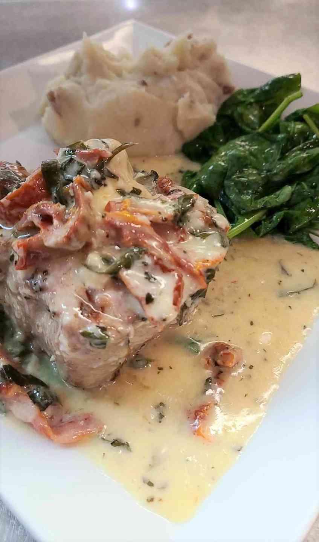Pork Chop Rapalla