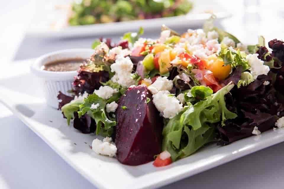 Roast Beet Salad