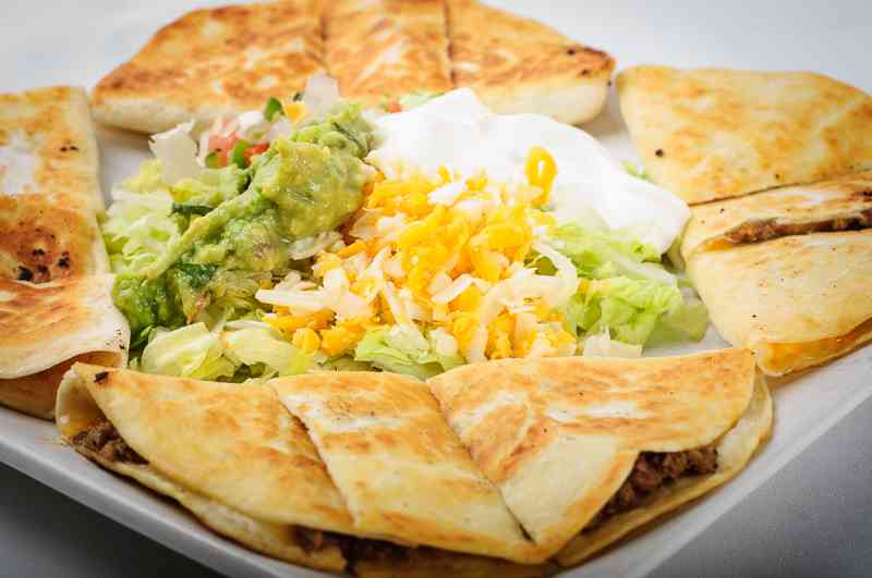 Quesadilla Appetizer