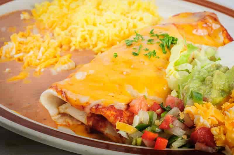 Burritos Mojados