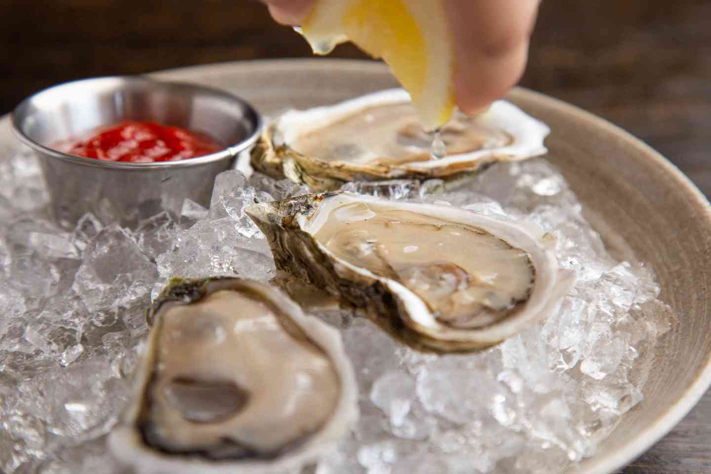 6 Blish Point Oysters, MA