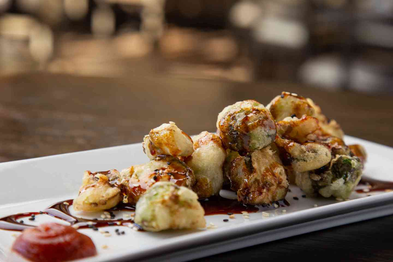tempura brussel sprouts