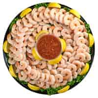 The Shrimp Platter