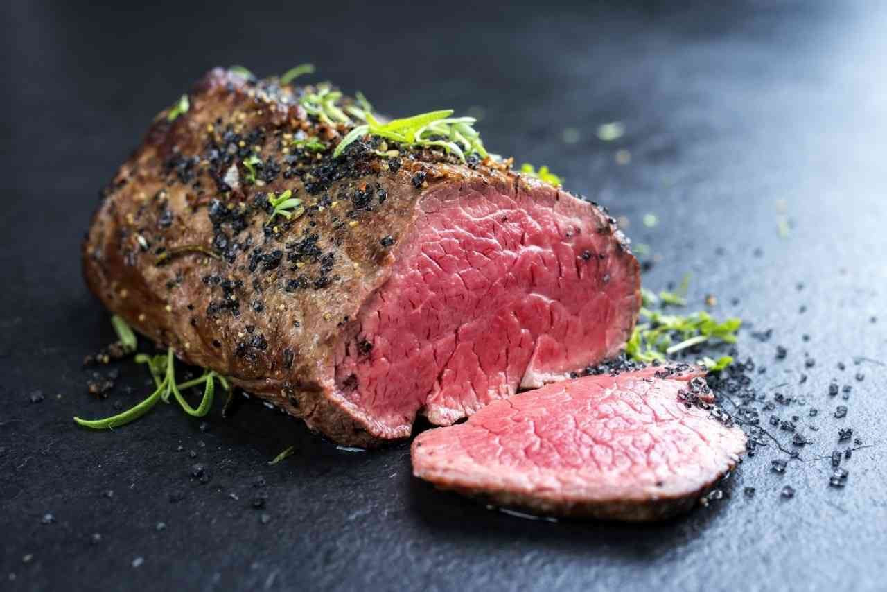 Filet Mignon Roast
