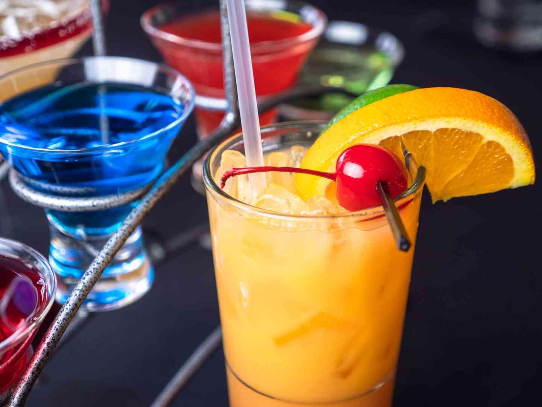 Vineyard Rum Punch