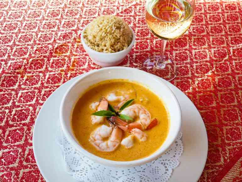 38. Pineapple Curry