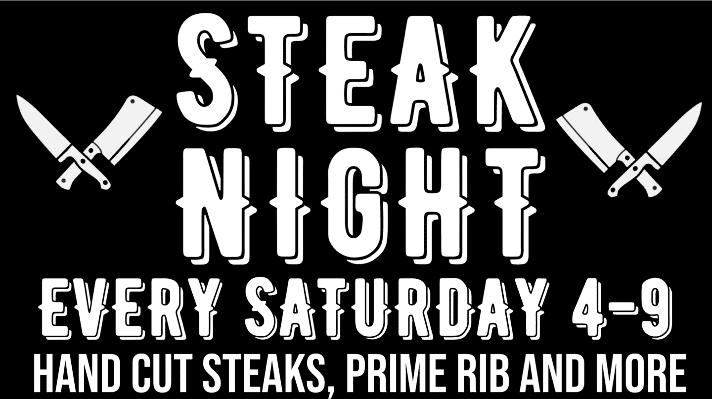 Steak Out Saturdays