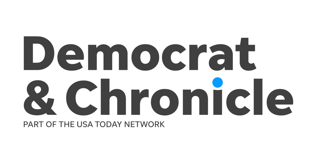 democrat & chronicle logo