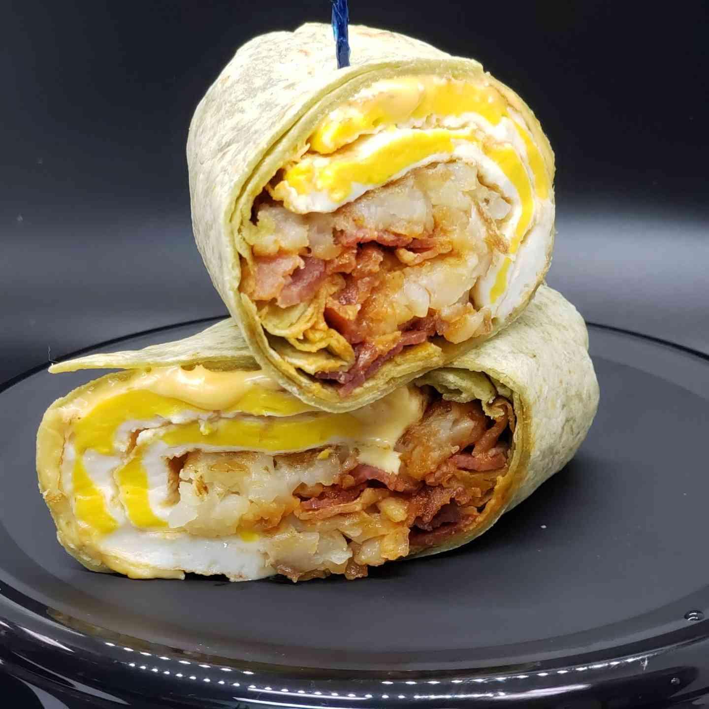 Hot Potato Wrap