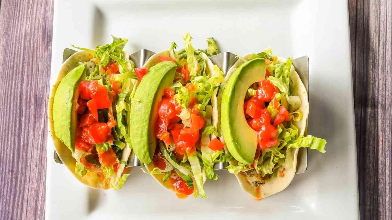 Shrimp Taco*