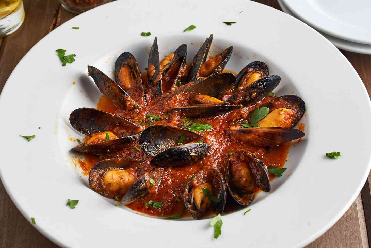 Black or New Zealand Mussels