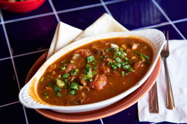 Pork Green Chile Stew